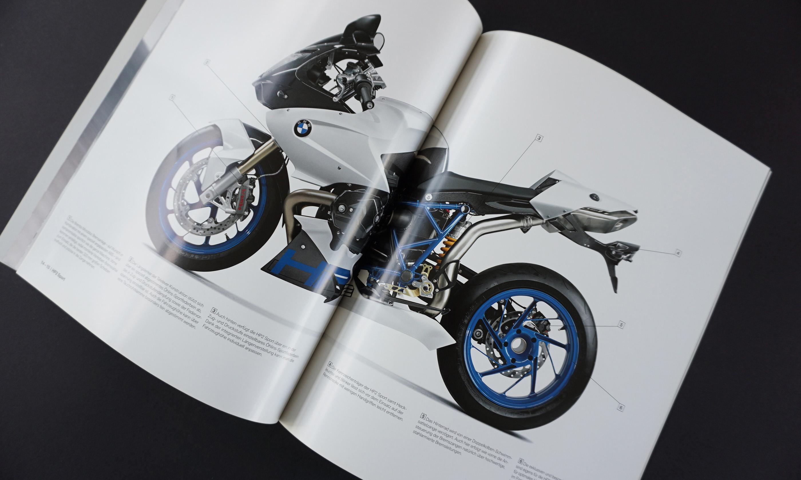 Bmw Motorrad Feuer